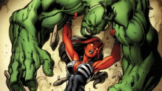 Exclusive Preview: HULK #8