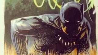 Awesome Art Picks: Black Panther, Flash, Doctor Strange, and More