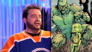 Exclusive DC All Access Clip - Kevin Smith Out of Context SWAMP THING Narrative