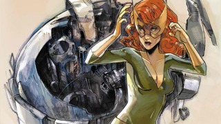 Awesome Art Picks: Jean Grey, Batman, Rogue, and More