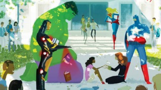 First Look: AVENGERS: NO MORE BULLYING #1