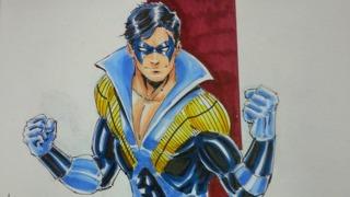 Awesome Art Picks: Nightwing, Rocket Raccoon, Hal Jordan, and More