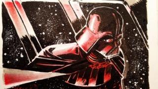 Awesome Art Picks: Darth Vader, Rocket Raccoon, Spider-Gwen, and More