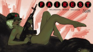 Interview: Bill Willingham talks the End of FAIREST and FABLES