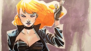 Awesome Art Picks: Black Canary, Spider-Woman, Scarlet Witch, and More