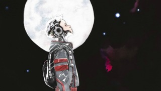 First Look: DESCENDER #1 from Jeff Lemire and Dustin Nguyen