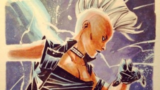 Awesome Art Picks: Storm, Spider-Gwen, Princess Leia, and More