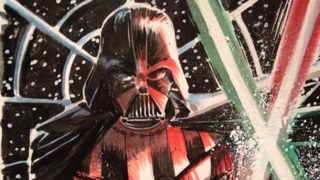 Awesome Art Picks: Darth Vader, Nick Fury, Spider-Gwen, and More