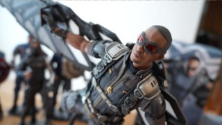 Hands On: Falcon Sixth Scale Figure From Hot Toys