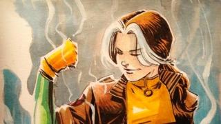 Awesome Art Picks: Rogue, Vampirella, Supergirl, and More