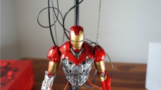 Awesome Toy Picks: Iron Man Mark III (Construction Version) Sixth Scale Figure by Hot Toys