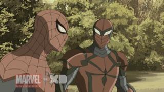 "Marvel's Ultimate Spider-Man: Web Warriors - ""The Spider-Verse, Part Three"" Clip"