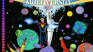 Exclusive Cover Reveal: THE MULTIVERSITY #2 Mike Allred Variant