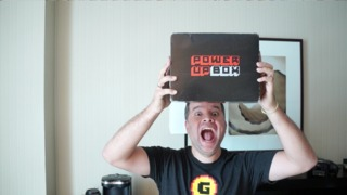 What's in the Box? Power Up Box Edition