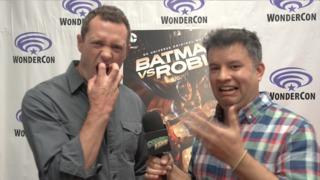 WonderCon 2015: Jason O'Mara - Batman in 'Batman Vs. Robin'