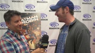 WonderCon 2015: Phil Bourassa - Character Designer for 'Batman Vs. Robin'