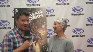 WonderCon 2015: Andrea Romano - Dialogue Director for 'Batman Vs. Robin'