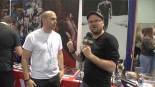 WonderCon 2015: David Baron Talks Valiant Comics