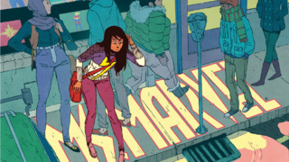 Exclusive Preview: MS. MARVEL #14