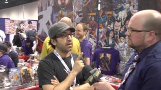 WonderCon 2015: Dinesh Shamdasani