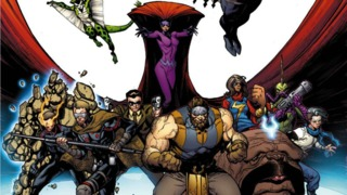 Exclusive First Look: INHUMAN ANNUAL #1
