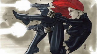 Awesome Art Picks: Black Widow, Daredevil, the Thing, and More