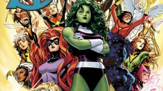 First Look: A-FORCE #1