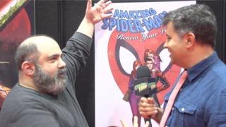 C2E2 2015: Dan Slott (Part 1) The Amazing Spider-Man - Renew Your Vows