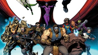 Exclusive Preview: INHUMAN ANNUAL #1