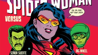 Preview: SPIDER-WOMAN #7
