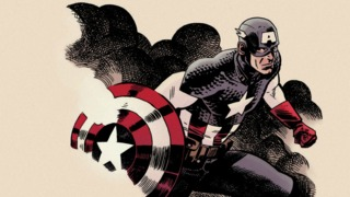 Awesome Art Picks: Wonder Woman, Avengers, Captain America, and More