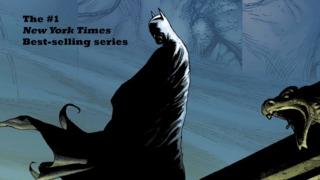 Interview: Geoff Johns and Gary Frank Talk BATMAN: EARTH ONE Volume 2