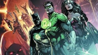 Geoff Johns & Jason Fabok Talk Darkseid's Daughter, Darkseid War, and Driving JUSTICE LEAGUE Forward