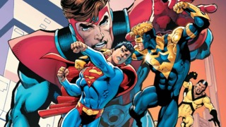 Exclusive Preview: CONVERGENCE BOOSTER GOLD #2