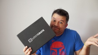What's in the Box? May 2015 Loot Crate Edition