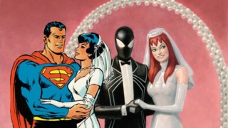 Off THEIR Minds: Is There Room For Marriage in Superhero Comics?