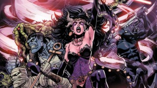 Exclusive Preview: MRS DEADPOOL AND HOWLING COMMANDOS #1