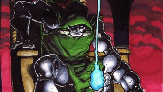 Awesome Art Picks: Doctor Doom, Batman, Iron Fist, and More