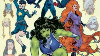 New Ongoing A-FORCE Series Announced for 'All-New, All-Different Marvel'