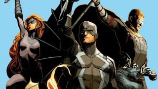 An X-Men Member Joins Soule & McNiven's UNCANNY INHUMANS