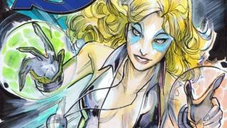 Awesome Art Picks: Dazzler, Edward Scissorhands, Doctor Strange, and More