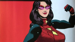 All-New, All-Different SPIDER-WOMAN is Going Through Some Changes