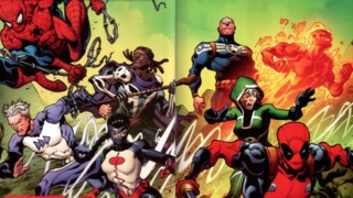A New Creative Team and New Members Headed to UNCANNY AVENGERS