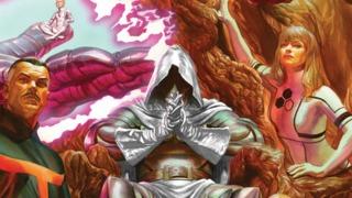 Doctor Doom Takes No Prisoners in SECRET WARS #4