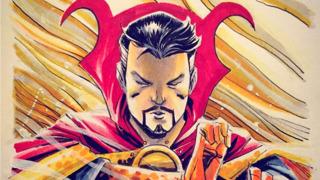 Awesome Art Picks: Doctor Strange, Spider-Man, Supergirl, and More