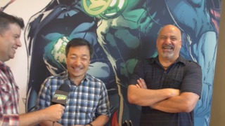 SDCC 2015: Jim Lee & Dan DiDio on the Future of DC Comics