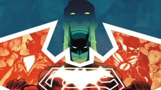 SDCC 2015: Geoff Johns to Write JUSTICE LEAGUE: GODS AND MEN One-Shots