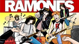 ARCHIE MEETS RAMONES Announced
