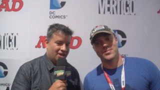 SDCC 2015: Geoff Johns Talks Darkseid War in JUSTICE LEAGUE and Upcoming One-Shots