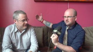 SDCC 2015: Robert Venditti Talks X-O MANOWAR, BOOK OF DEATH, & ETERNAL WARRIOR